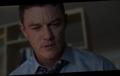 First look at terrifying new serial killer drama as Luke Evans hunts double murderer in Wales