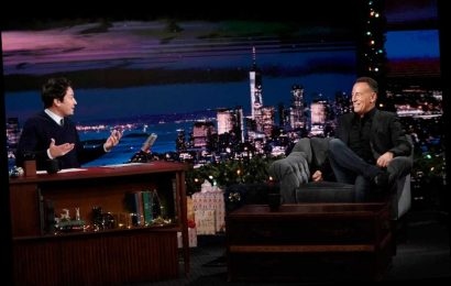 Bruce Springsteen Talks 'Letter to You,' Christmas Albums on 'Fallon'