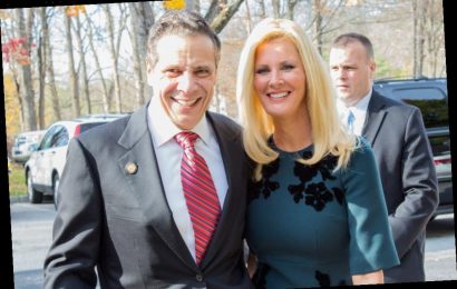 Sandra Lee Never Misses Governor Andrew Cuomo's Press Briefings, Even After They Split