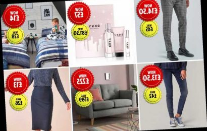 Next's up to 68% off sale includes discounts on homeware and clothing