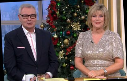 This Morning's Eamonn Holmes in extraordinary on-air outburst about him and Ruth Langsford getting axed