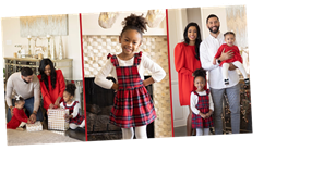 Make Your At-Home Holiday Season Magical For the Whole Family — Starting With These Festive Styles and Tips