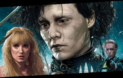 Cool Stuff: 'Edward Scissorhands' Gets a 30th Anniversary Vinyl Soundtrack from Waxwork Records