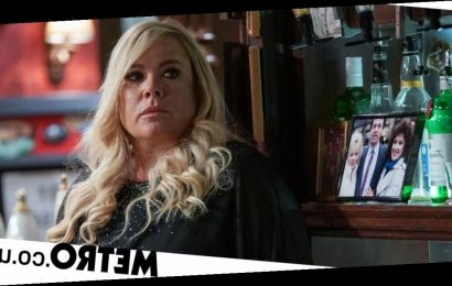 EastEnders spoilers: Letitia Dean reveals Sharon's killer plan for Ian