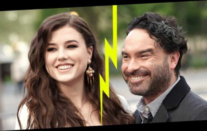 Johnny Galecki & Alaina Meyer Split After 2 Years of Dating