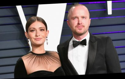 What you didn't know about Aaron Paul's wife