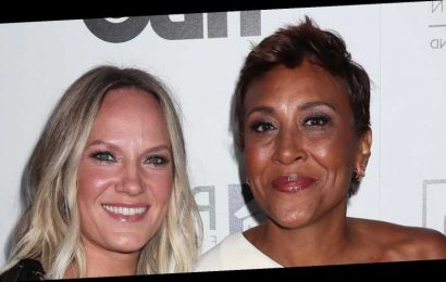 The truth about Robin Roberts and Amber Laign's relationship
