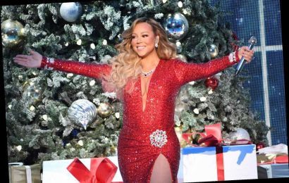 Mariah Carey's love of Christmas  stems from 'dysfunctional' holidays as a kid