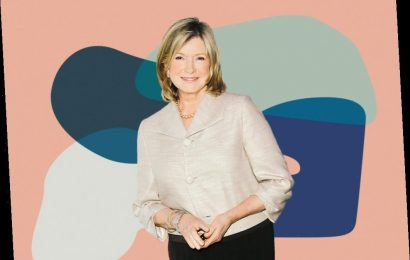 Martha Stewart Shared a Genius Hack for Taking Down Your Christmas Tree With No Mess