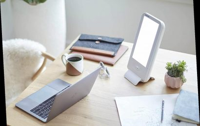 Boost Your Mood While Stuck Indoors With These Light Therapy Lamps