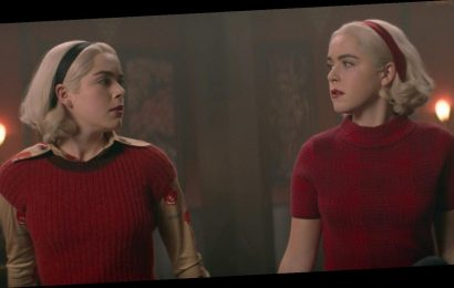 'Chilling Adventures of Sabrina' Raises the Stakes in Part 4 Trailer