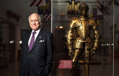 Ronald Lauder Gives Major Arms and Armor Gift to the Met