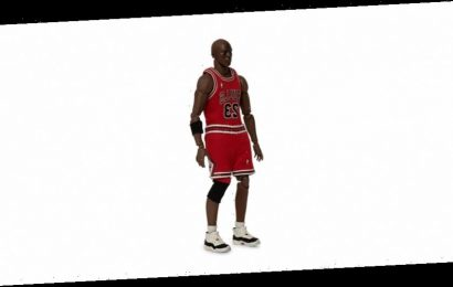 Medicom Toy Just Dropped a Michael Jordan MAFEX Action Figure