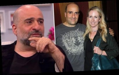 Omid Djalili called out for 'inappropriate' TV moment by wife 'Should be embarrassed'