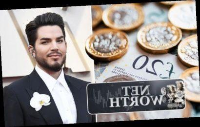 Adam Lambert net worth: Queen singer has earned millions during his career
