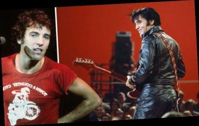 Bruce Springsteen shock Elvis confession 'I broke into Graceland to meet The King in 1975'