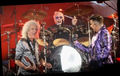Queen and Adam Lambert concert movie coming to streaming announces drummer Roger Taylor