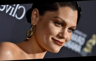 Jessie J shares 'uneven' results of at-home haircut – as she attempts to recreate her iconic bob