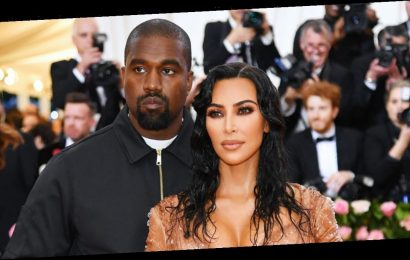 Kim Kardashian and Kanye West 'spent Christmas together amid marriage turmoil'