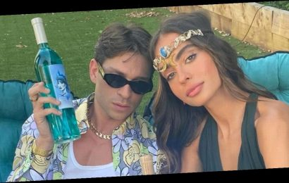 Joey Essex's ex Brenda says they 'had sex every day' during five-month romance