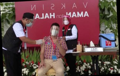 Instagram influencers are a COVID-19 vaccine priority in wary Indonesia