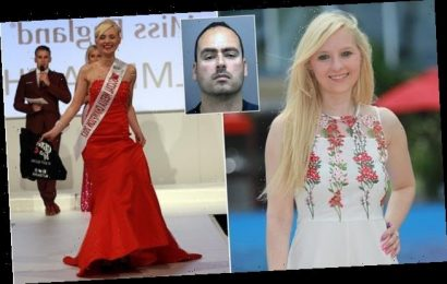 Miss England finalist, 27, reveals she 'never recover' from stalker