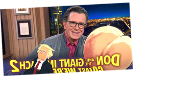 Stephen Colbert Jabs At 'A Few Loose Ends' From Trump Administration