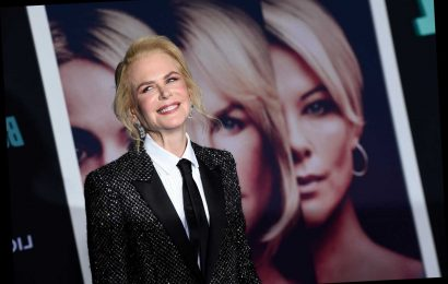 Nicole Kidman On Playing Lucille Ball: 'Yikes, Off We Go… See If I Can Do It'