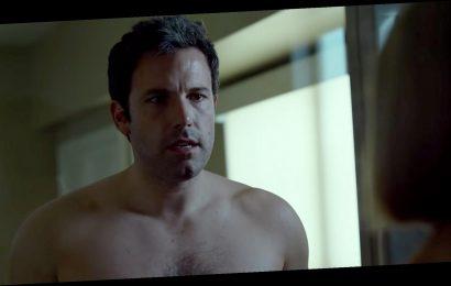 Ben Affleck Jokes His Full-Frontal Scene in 'Gone Girl' Was 'Overlooked'