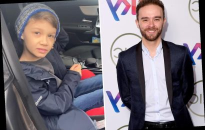 Coronation Street star Jack P Shepherd's seriously-ill son turns 10 as mum praises him – after actor denied lad was his