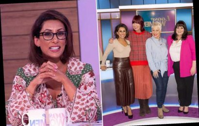 Saira Khan takes a savage swipe at Loose Women with cryptic message after quitting the show
