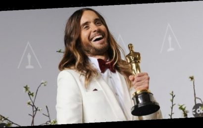Jared Leto's Oscar Has Been Missing for Three Years, But He's Chill About It