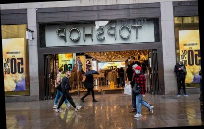 Topshop's flagship Oxford Street store 'to be sold off by Arcadia Group'