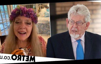 Tiger King's Carole Baskin 'felt horrible' over Rolf Harris prank video