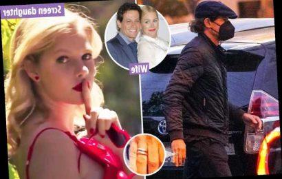 Love split Ioan Gruffudd, 47, developed close bond with co-star Ella Newton, 30, while in Australia