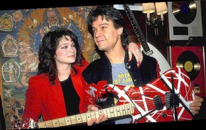 Valerie Bertinelli Tears Up Talking About Eddie Van Halen's Passing For The First Time On 'Today': I Miss Him