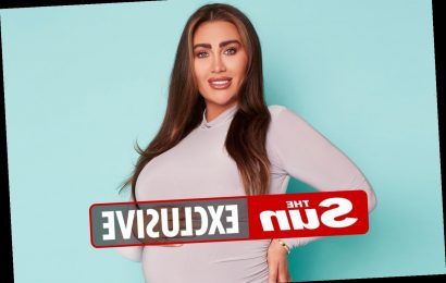 Baby was quick — there's nothing to do in lockdown, says Lauren Goodger