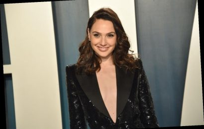 Gal Gadot's TikTok Staring Contest Is So Good, You'll Want To Duet It