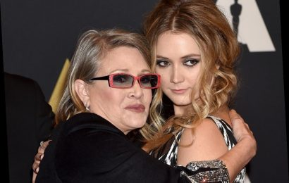 Carrie Fisher Once Used the Same Words to Describe Ex-Lover Harrison Ford and Daughter Billie Lourd