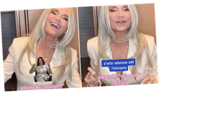 """Kristin Chenoweth Delighted Our Wicked Hearts With Her Kamala Harris Edition of """"Popular"""""""