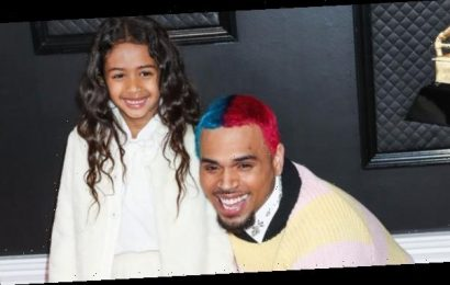 Royalty Brown, 6, Shows Off Her Singing Voice Just Like Dad Chris In Cute New Video – Watch
