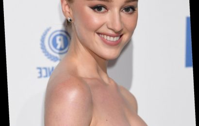 Phoebe Dynevor's Quote About Watching 'Bridgerton' With Her Grandparents Is Too Good