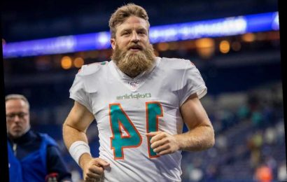 Miami Dolphins Quarterback Ryan Fitzpatrick Tests Positive for COVID-19