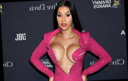 Cardi B Pays for Expensive COVID-19 Tests for Team About 'Four Times a Week': 'It's Necessary'