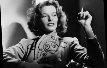 Katharine Hepburn Called Her Famous Lover's Wife After He Died in Her Home