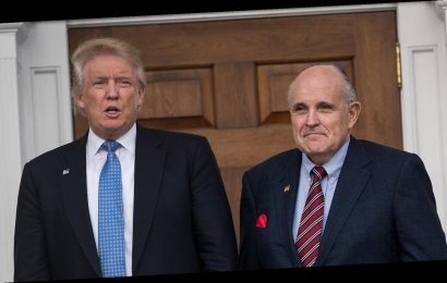 The Real Reason Trump May Be Turning On Rudy Giuliani