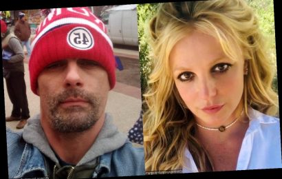 Britney Spears' Ex-Husband Shares Selfie From Pro-Trump Capitol Protest