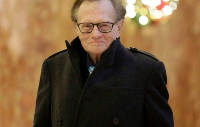 Broadcasting legend Larry King dies after Covid-19 battle