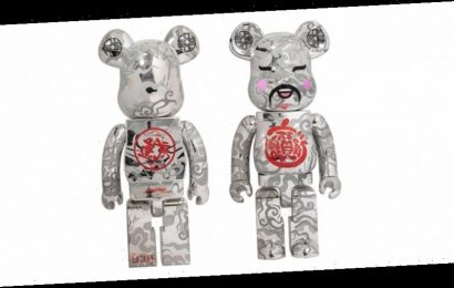 Medicom Toy Releases Festive BE@RBRICK Figures for Lunar New Year