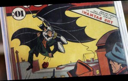 'Batman #1' Comic Fetches $2M USD at Auction